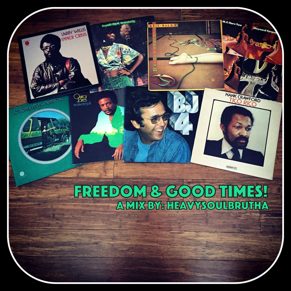 Freedom & Good Times Flyer