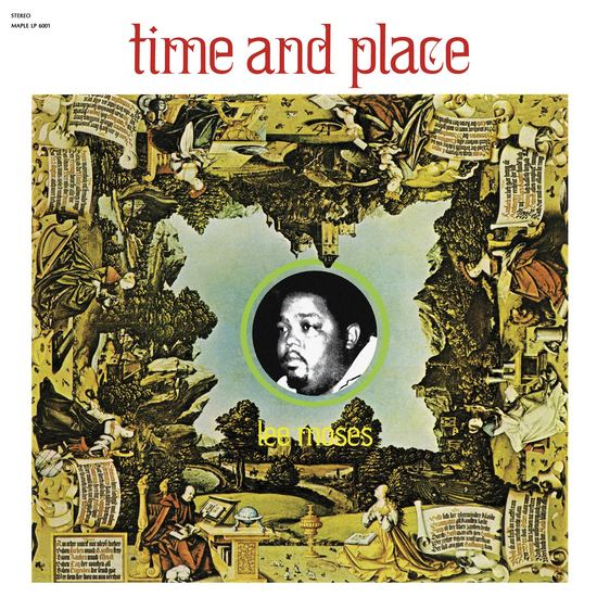 Lee Moses Time & Place